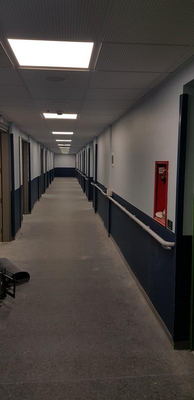 Edilizia Ospedaliera in struttura Sanitaria 011