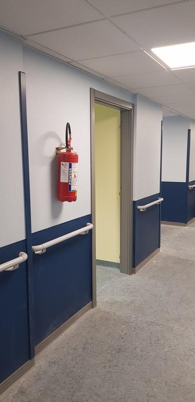 Edilizia Ospedaliera in struttura Sanitaria 013